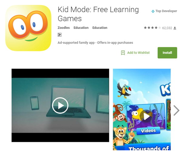 Best Android Apps for Kids1