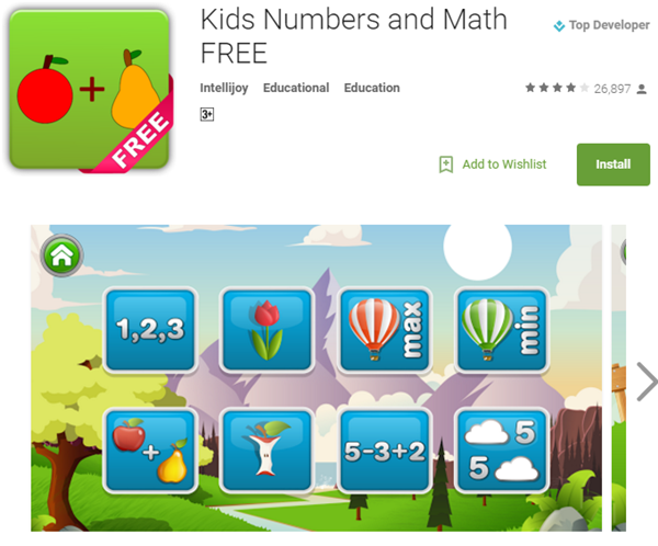 Best Android Apps for Kids12