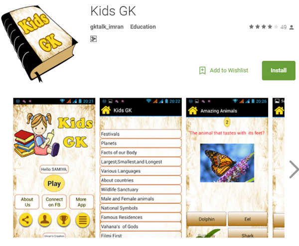 Best Android Apps for Kids14