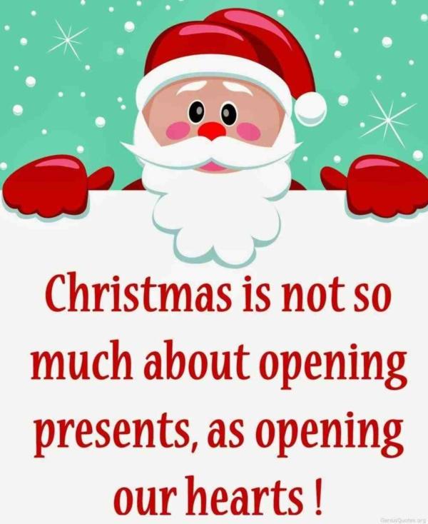 Funny Christmas Sayings for Cards