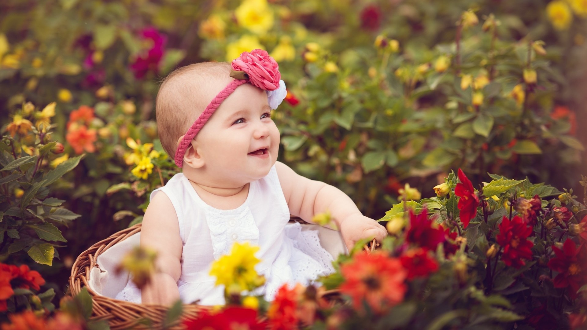 Pic Of Cute Girl Baby: 45 Small And Cute Baby Wallpaper Download For Free