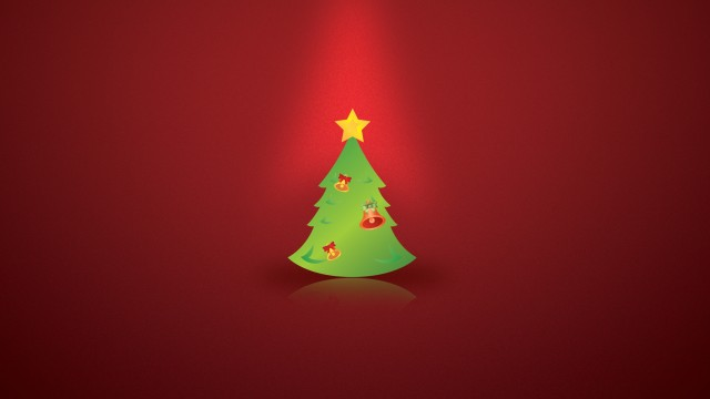 beautiful Christmas tree wallpaper (13)