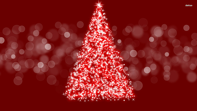 beautiful Christmas tree wallpaper (18)