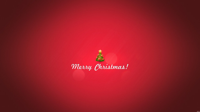 beautiful Christmas tree wallpaper (4)