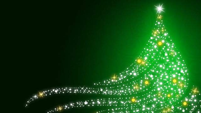 beautiful Christmas tree wallpaper (7)
