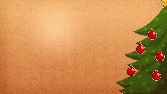 beautiful Christmas tree wallpaper (9)