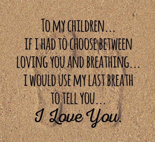 Quotes About Loving Children Simple 48 I Love My Children Quotes For Parents Cartoon District