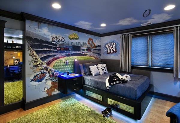 Teen Boy Bedroom Ideas10