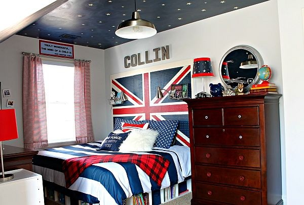 45 creative teen boy bedroom ideas - cartoon district