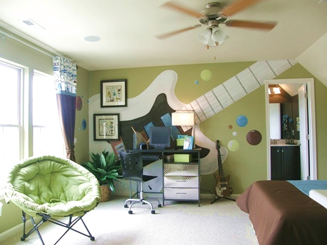 Teen Boy Bedroom Ideas26