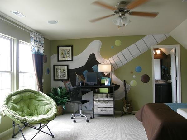 Teen Boy Bedroom Ideas26