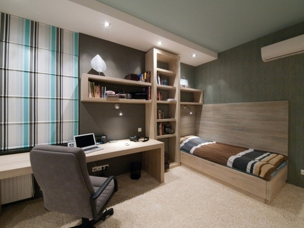 Teen Boy Bedroom Ideas39
