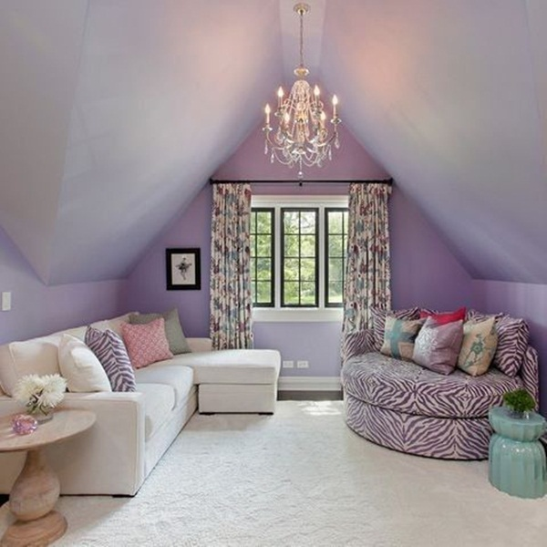 Bedroom Girly Ideas: 45 Teenage Girl Bedroom Ideas And Designs
