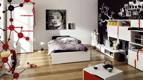 Teenage Girl Bedroom ideas32