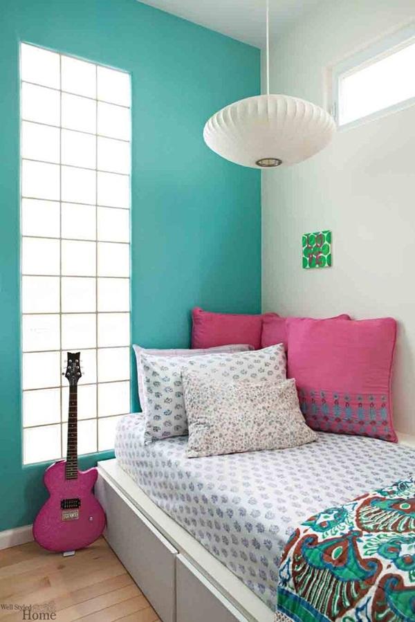 45 Teenage Girl Bedroom ideas and Designs - Cartoon District