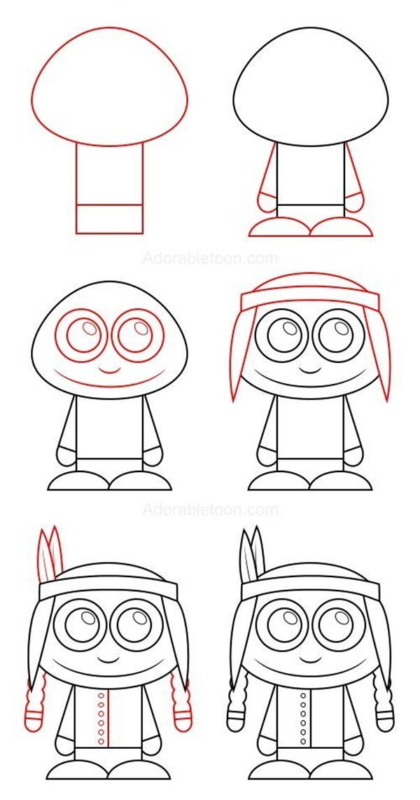easy-diy-cartoon-drawings-for-kids14
