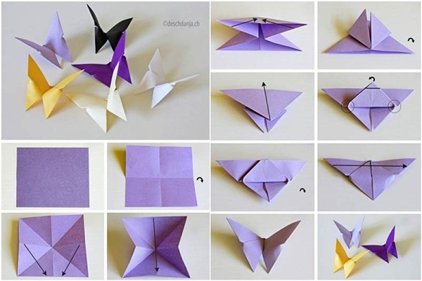 45 Diy Easy Origami For Kids With Tutorials