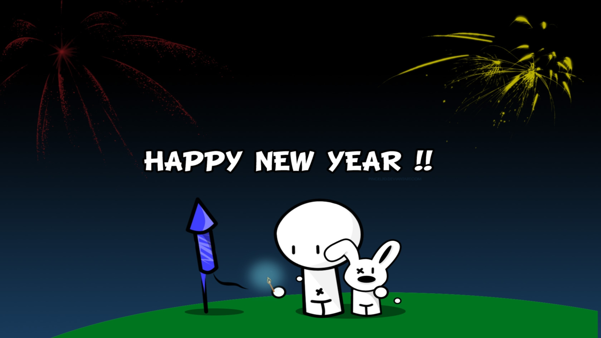 happy new year wallpaper and images 1