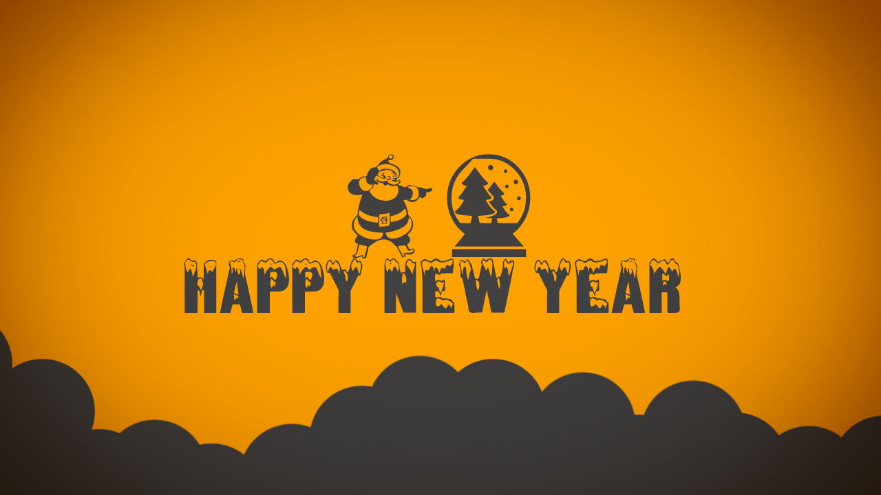 Captivating Happy New Year Wallpaper And Images