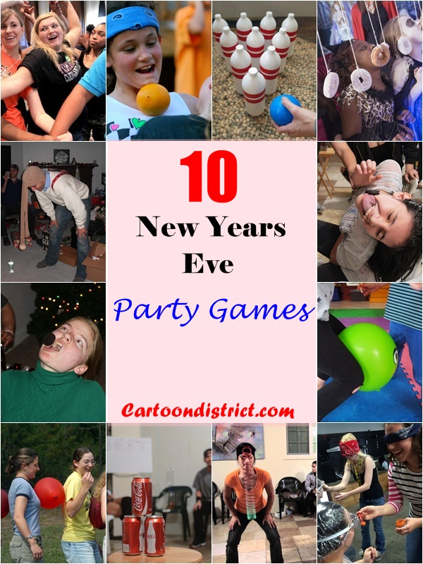Best New Years Eve Party