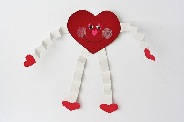 Valentines Day Crafts for Kids27