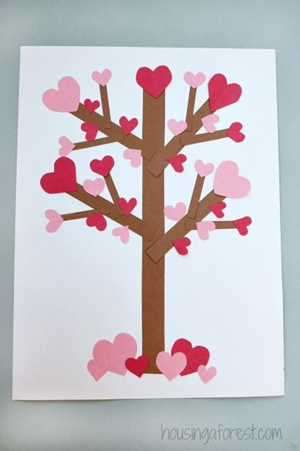Valentines Day Crafts for Kids28
