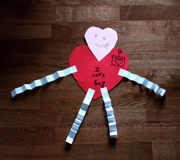 Valentines Day Crafts for Kids40