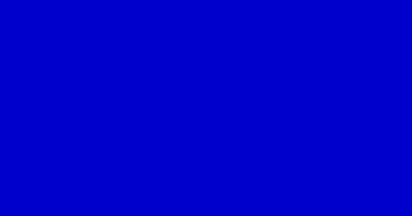 25 Different Shades Of Blue Color Names