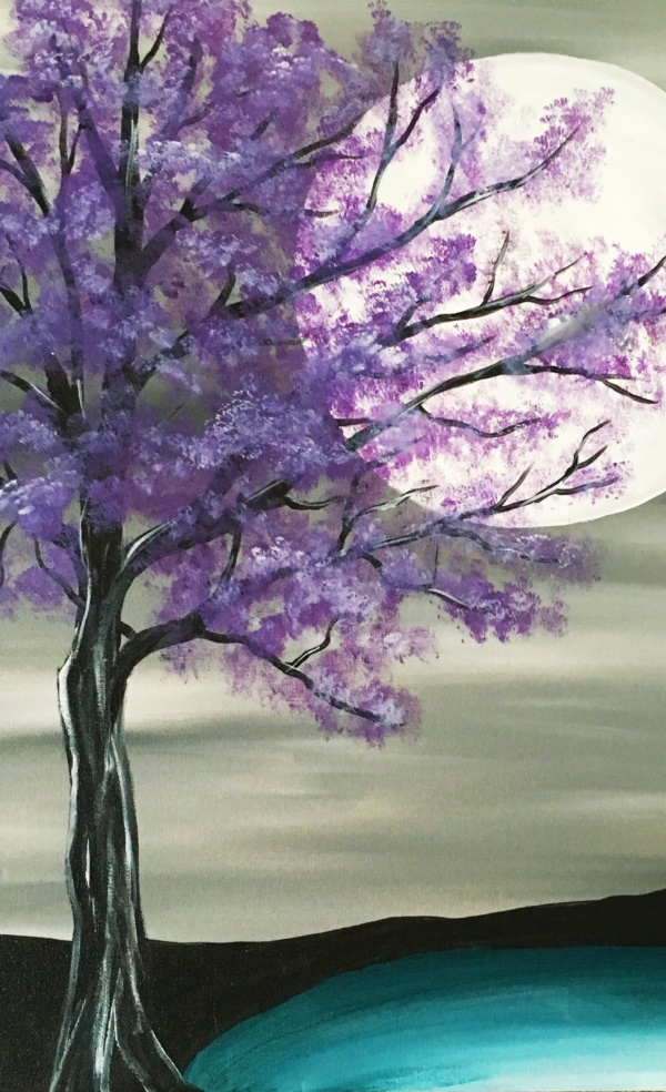 70 Easy Acrylic Painting Ideas For Beginners To Try