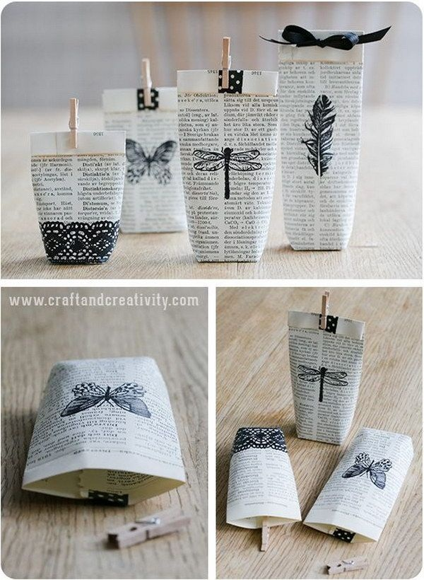 newspaper craft ideas for kids