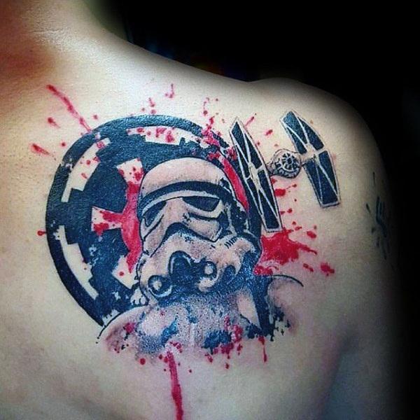 45 Best Star Wars Tattoo Designs in 2017