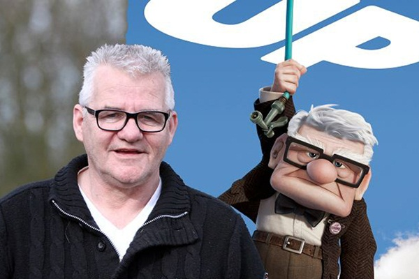 Reel-Life Cartoon Characters and their Real-Life Doppelgangers16