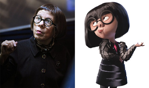 Reel-Life Cartoon Characters and their Real-Life Doppelgangers3