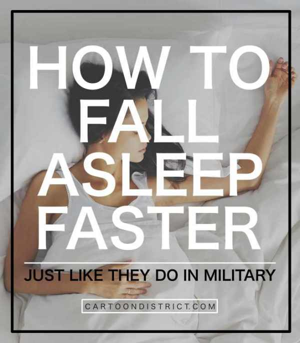 How To Fall Asleep Faster