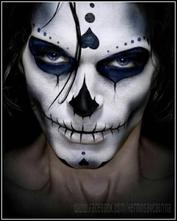 Halloween-Face-Painting-Ideas