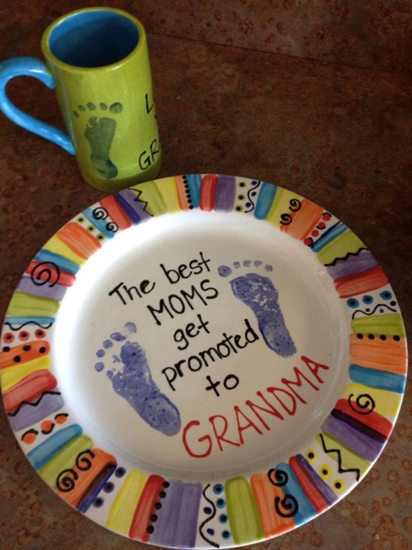 Pottery Painting Ideas For Mom