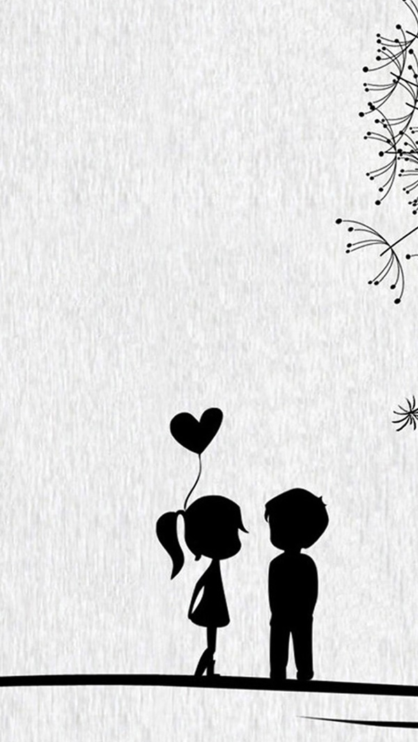 40 cute cartoon couple love images hd - Love cartoon hd ...