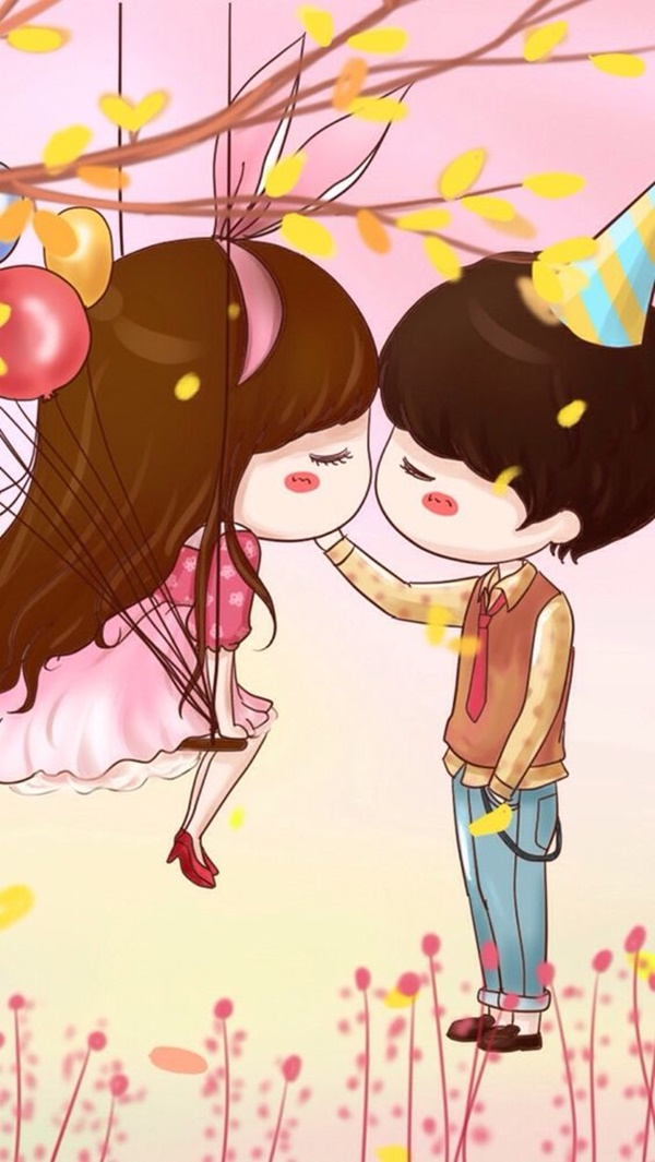 60 Cute Cartoon Couple Love Images HD Magnificent Love Cartoon Picture Hd