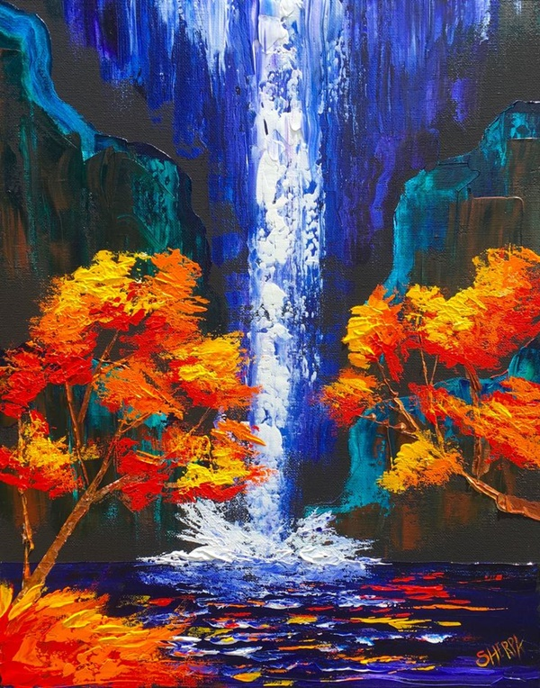42 Beautiful Oil Painting Ideas for Beginners to Try