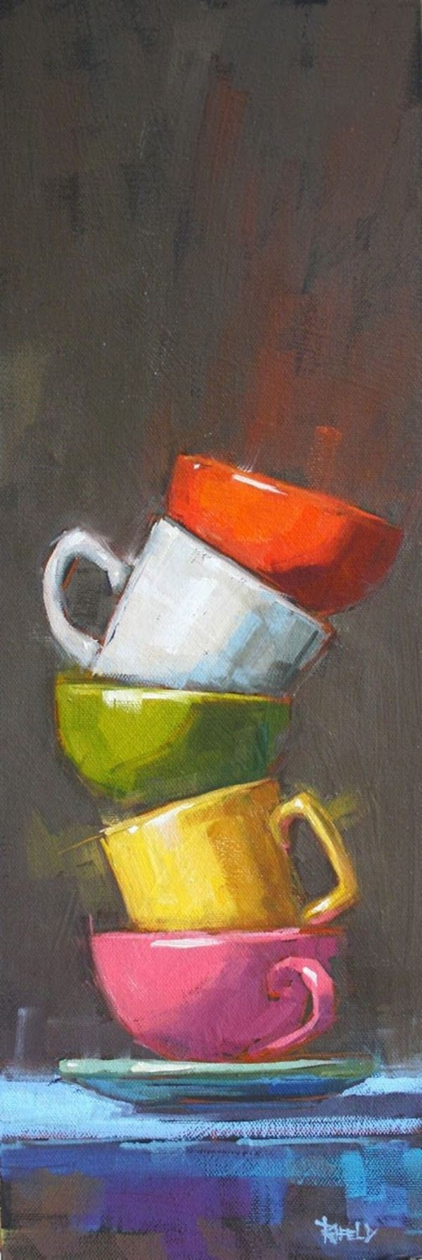 beautiful-oil-painting-ideas-for-beginners