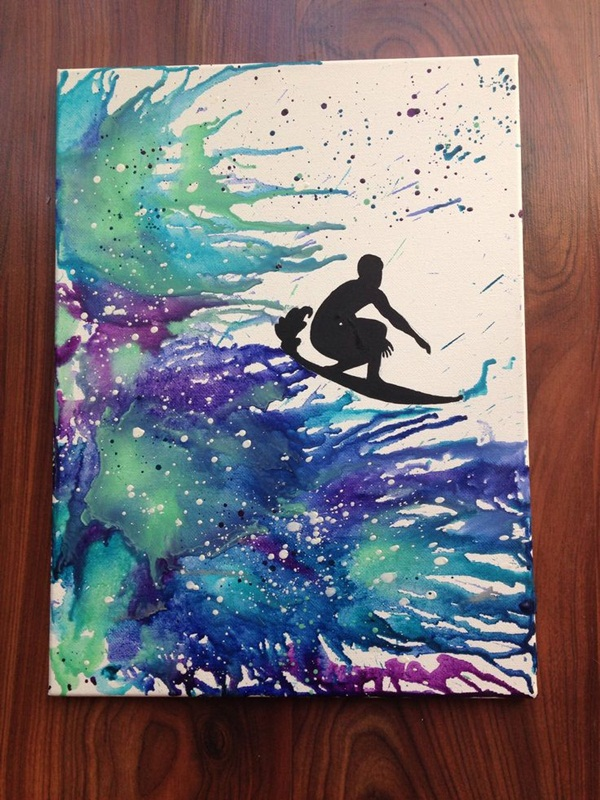 diy-melted-crayon-art-ideas-on-canvas