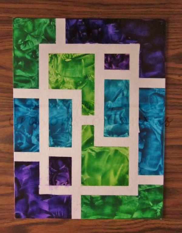 42 diy melted crayon art ideas on canvas for Arts and craft paint