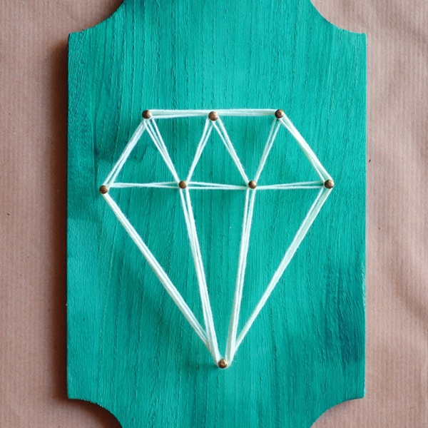 Making String Art Designs