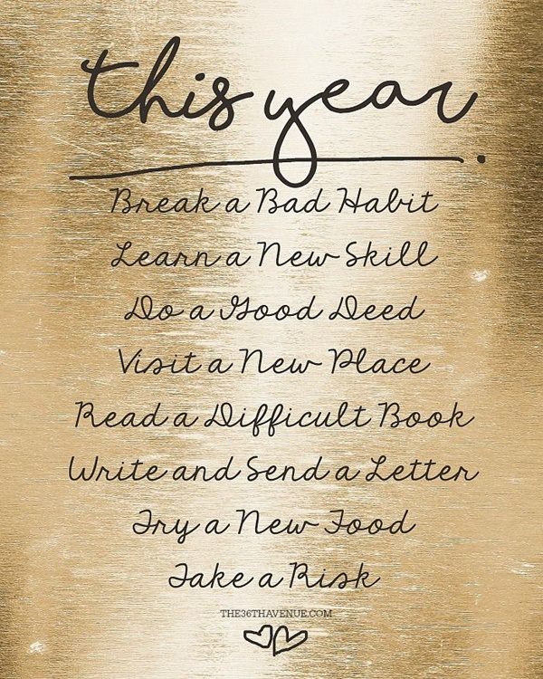 Positive New Year Quotes 2018: 40 Inspirational New Year Quotes For Your Resolutions In 2018