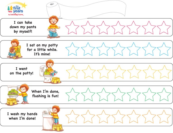 12 successful potty training tips for girls