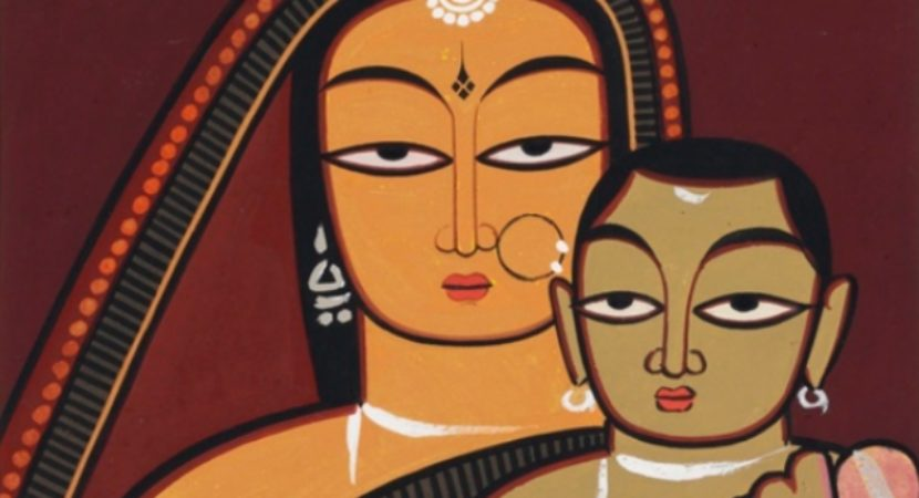 Jamini Roy Paintings