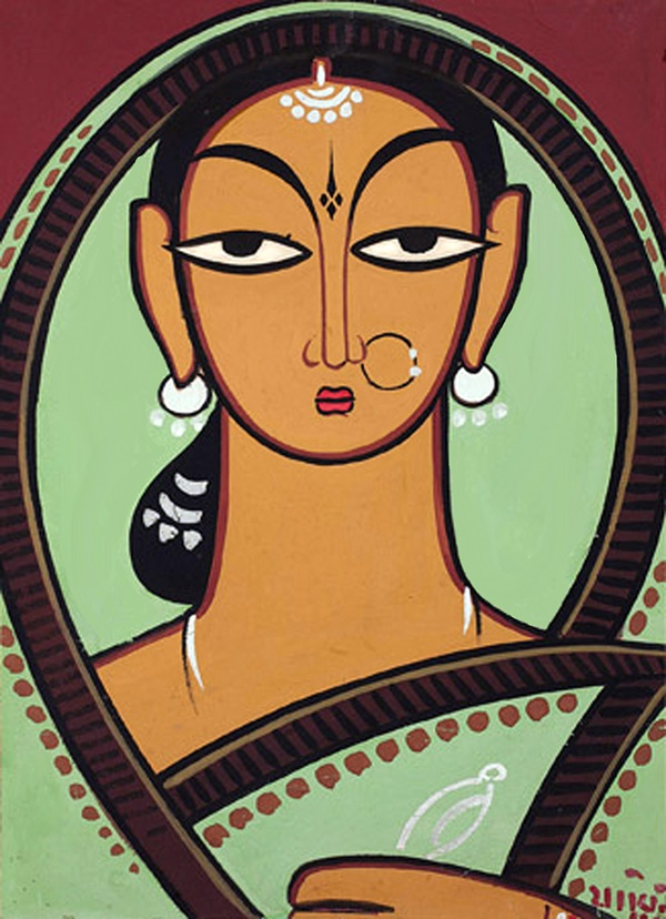 jamini-roy-paintings