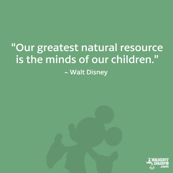 Protect Nature Quotes: 35 Inspirational Walt Disney Quotes And Sayings