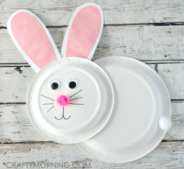 Bunny Ears Craft Preschool
