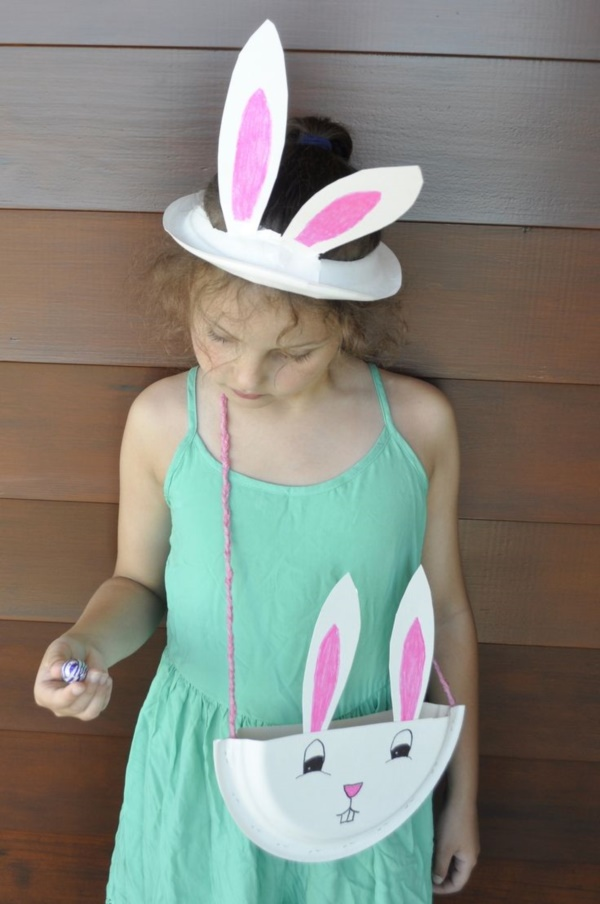 40 Too Easy Diy Easter Bunny Crafts For Kids To Make